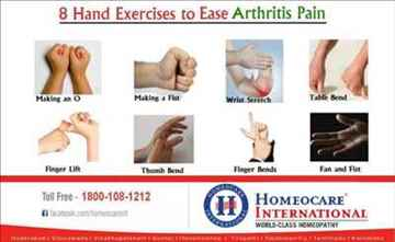Stop Struggling with Arthritis through Homeopathy