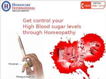 Expert Homeopaths for Diabetes complications