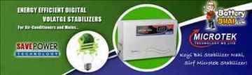 Voltage Stabilizer Buy Voltage Stabilizer Online at Lowest Price