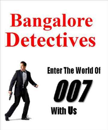 Sharp Detective Agency In Bangalore