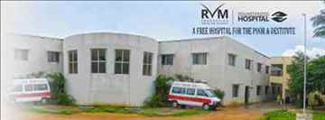 RVM Foundation Hospital-A FREE Hospital for Poor & Destitute People of our Society.