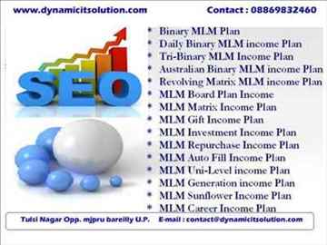 Multi Level Marketng MLM Software development company in Bareilly