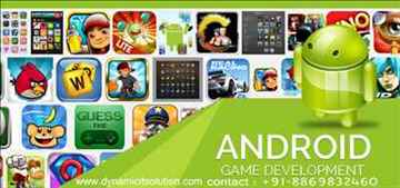 Android application and Game Development Company in Bareilly