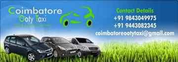 coimbatore ooty taxi coimnbatore atirport taxi kodaikanal taxi munar tour package
