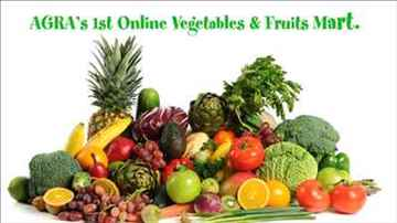 Online Fresh Vegetables and fruits in Agra