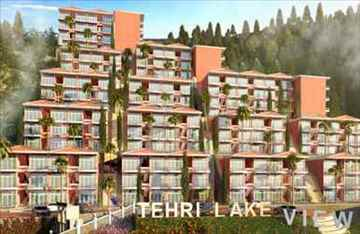 1 BHK Studio Appartment in Chamba with 1 Return per month