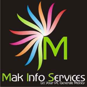 Work At Home And Earn Money By Mak Info Services