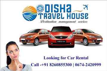 Car Rental Services Odisha Travel House