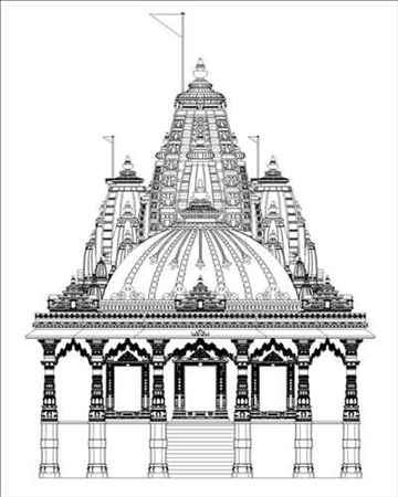 temple archtitect in makrana 91 9849014501