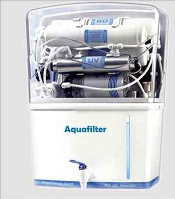 Aquafilter RO Water Purifier with addtional extra filter