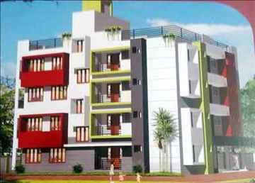 1077 sq ft 3 BHK appartment for sale at ESTILLO SARANG Ambadi Junction Kudamaloor