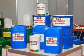 ssd super chemical solution and powder