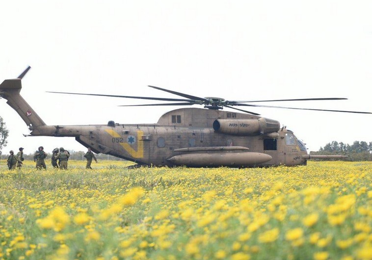 गाजा सीमा के पास इजरायल का औचक सैन्य अभ्यास