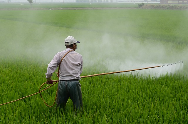 Pesticide exposure can contribute to increased cardiovascular disease