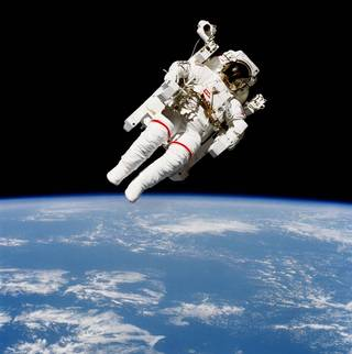 NASA 50 years of spacewalk