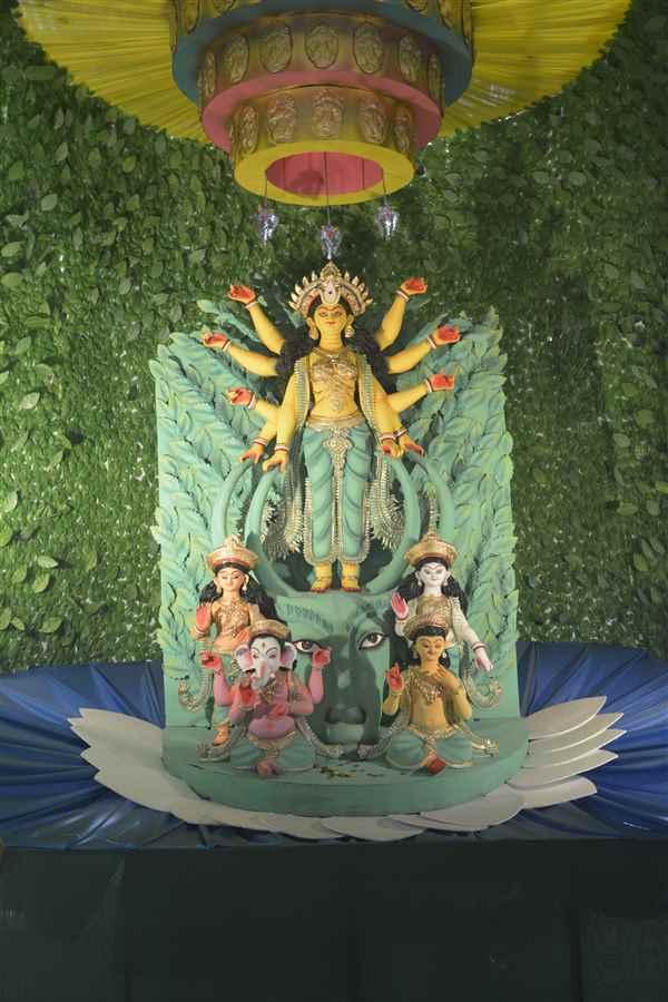 Agartala Durga Puja
