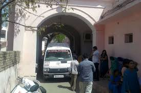 Ambulance in Agra