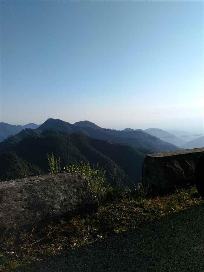 Holiday in Uttarakhand
