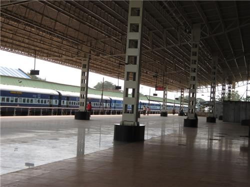 Trains from Dharwad