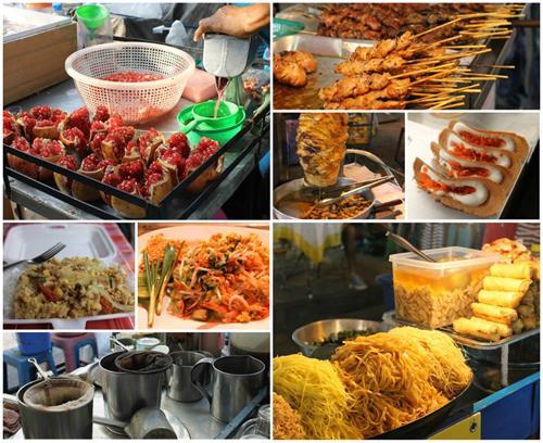 Street Food in Faridabad