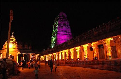 Famous Hampi Places