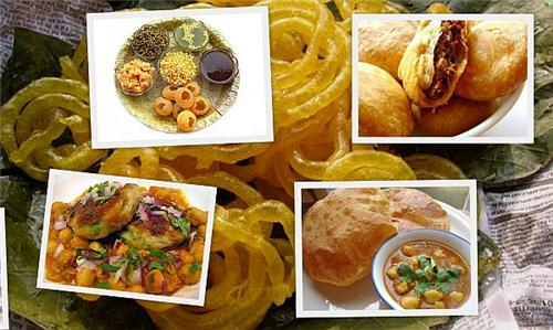 Dishes of Jabalpur