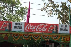 Dhabas along NH 2