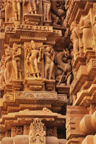 Famous places in Khajuraho
