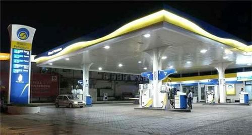Petrol pumps in Kochi