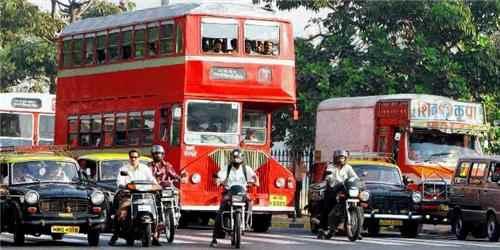 Transportation in Mumbai