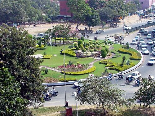 Chandigarh near Patiala