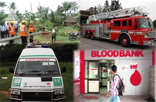 Emergencies in Puri