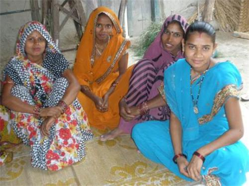 Women welfare in Rampur village