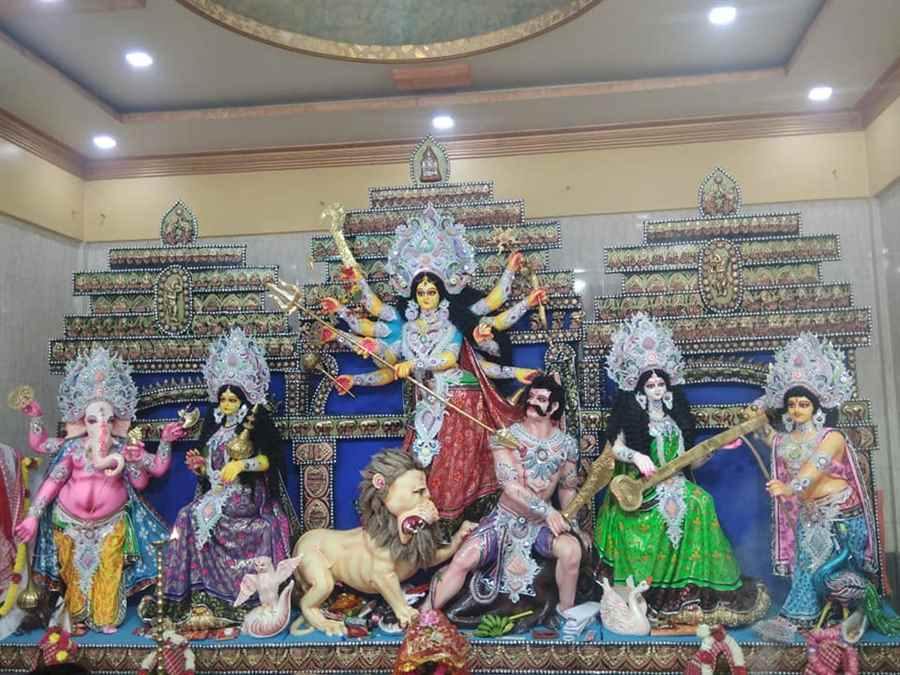 Durga Bari Puja