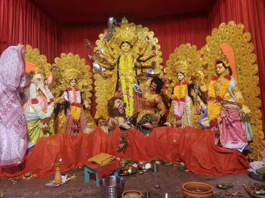 Ananda Nagar Durga Puja Committee