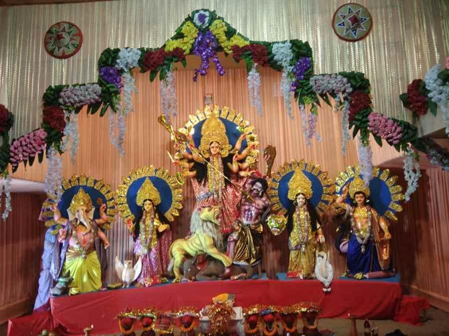Bara Bazar Durga Puja