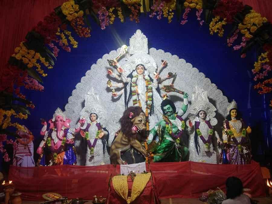Bengpjukri Sarbajanik Durga Puja Samiti