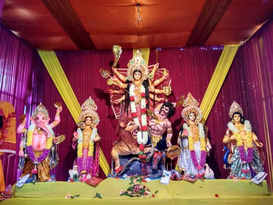 Durga Puja Pandals in Tinsukia