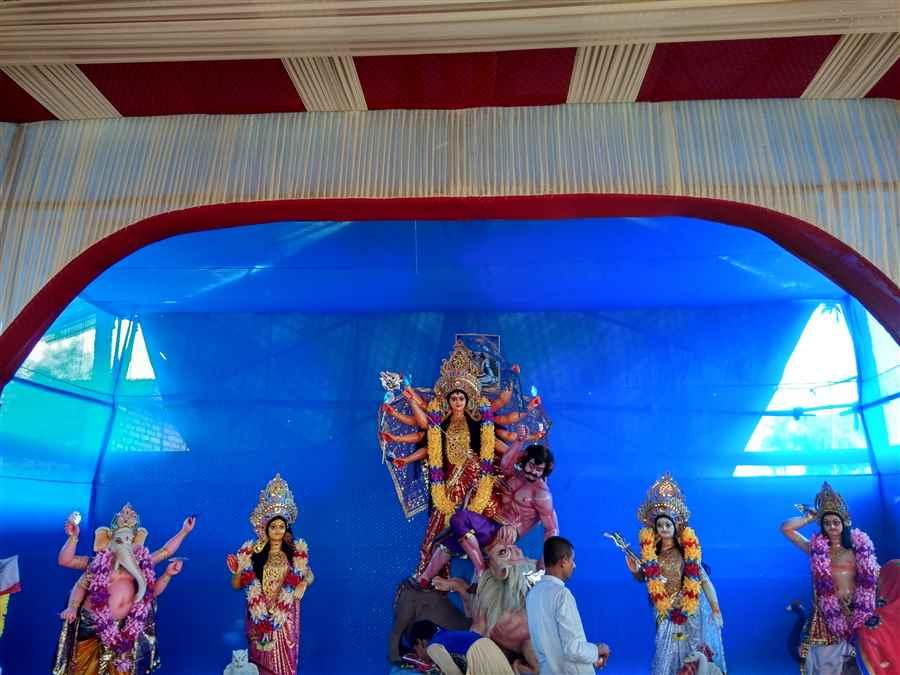 Chandmari Durga