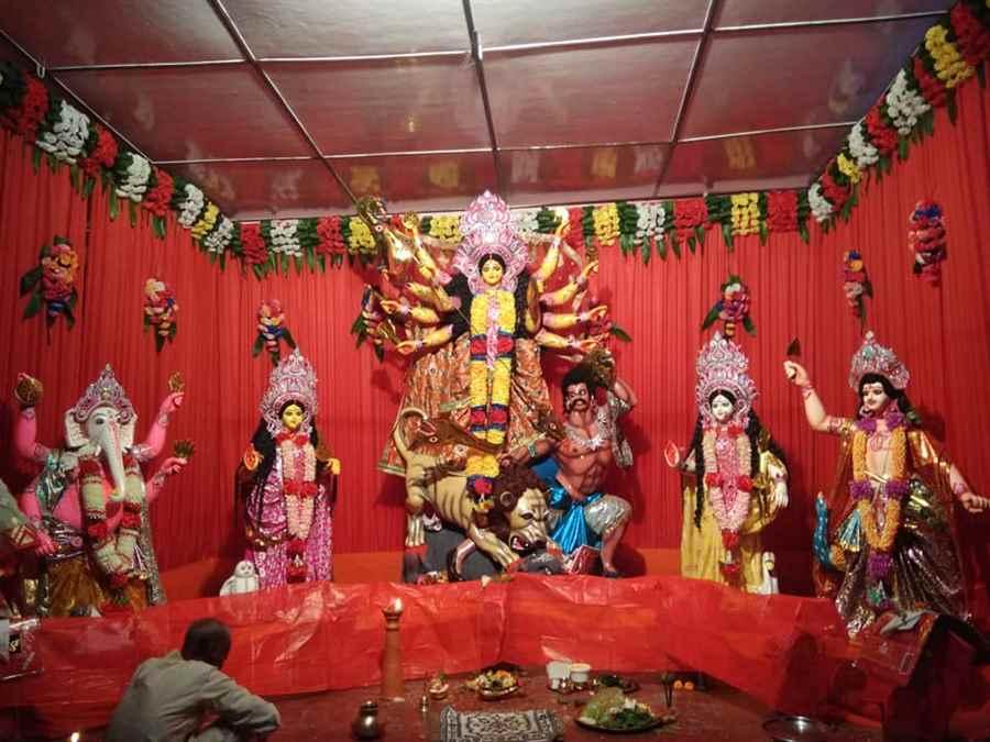 Daily Bazar Durga Puja
