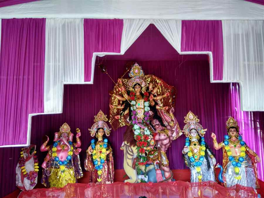 Durga Puja Palan Samiti