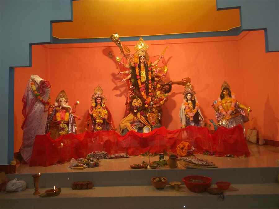 Laipuli Durga Puja