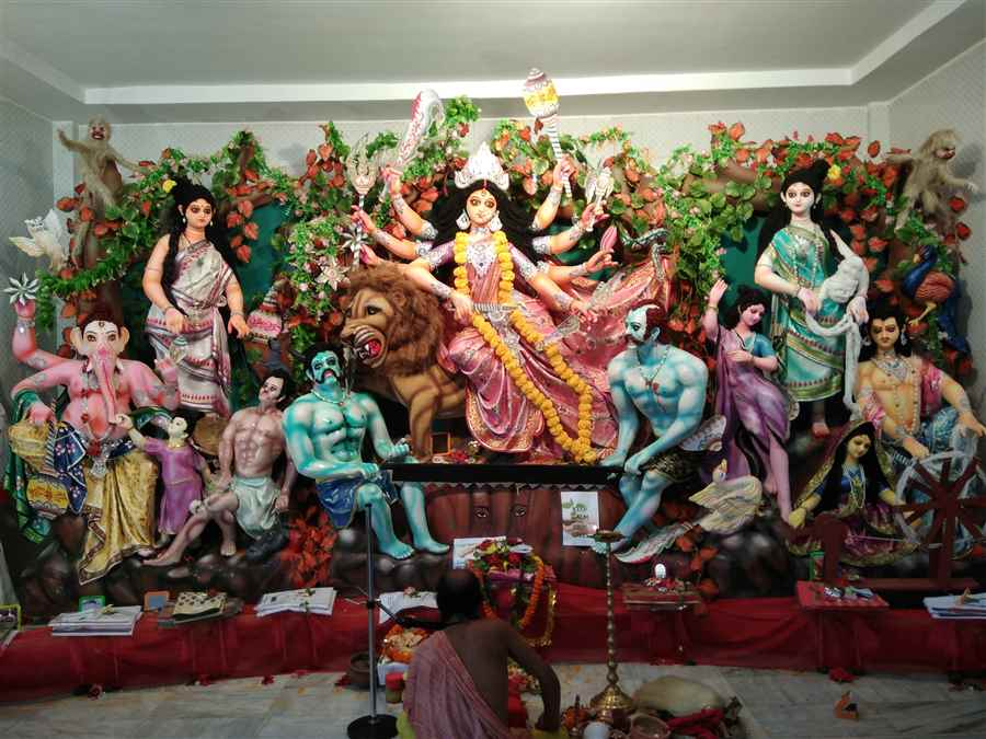 Famous Puja Pandals in Tinsukia