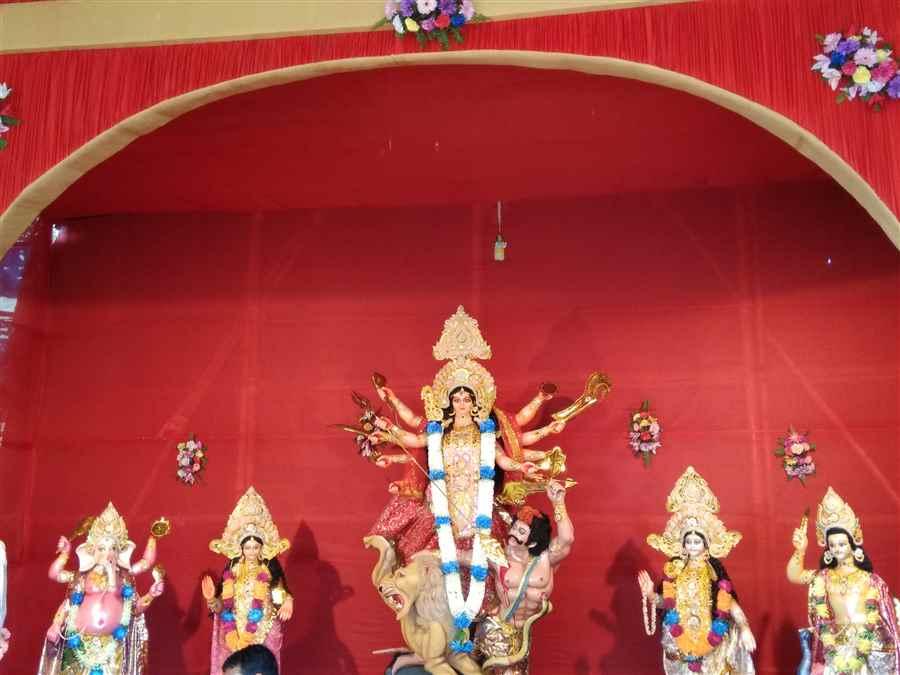 Shiv Mandir Durga Puja Samiti
