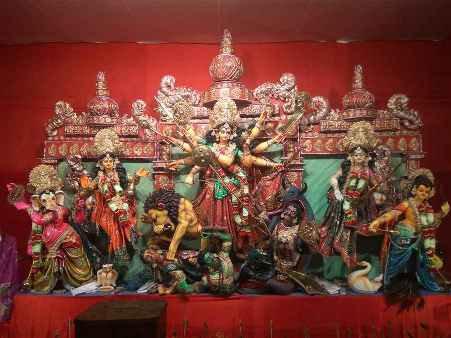 Durga Puja Attractions in Tinsukia