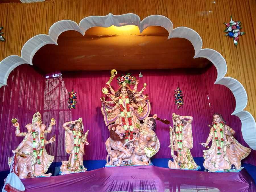 Harijan Durga Puja Committee