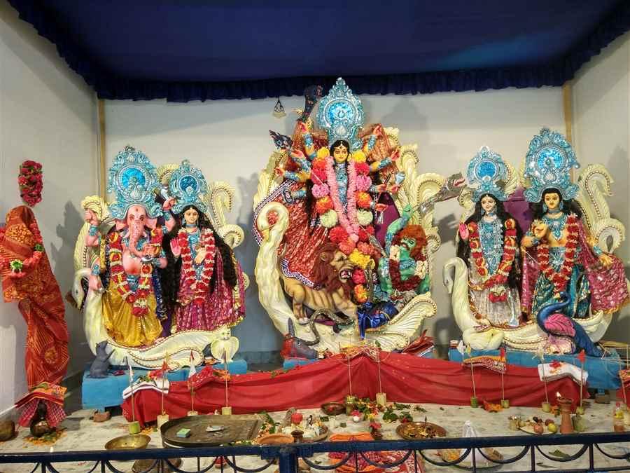 Maa Durga in Tinsukia