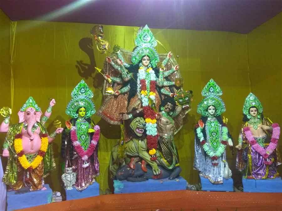 Vivekanad Yubak Sangha Durga Puja