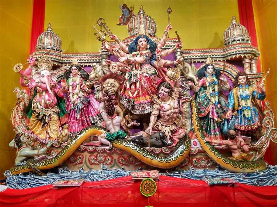 Sarvajanik Durga Puja