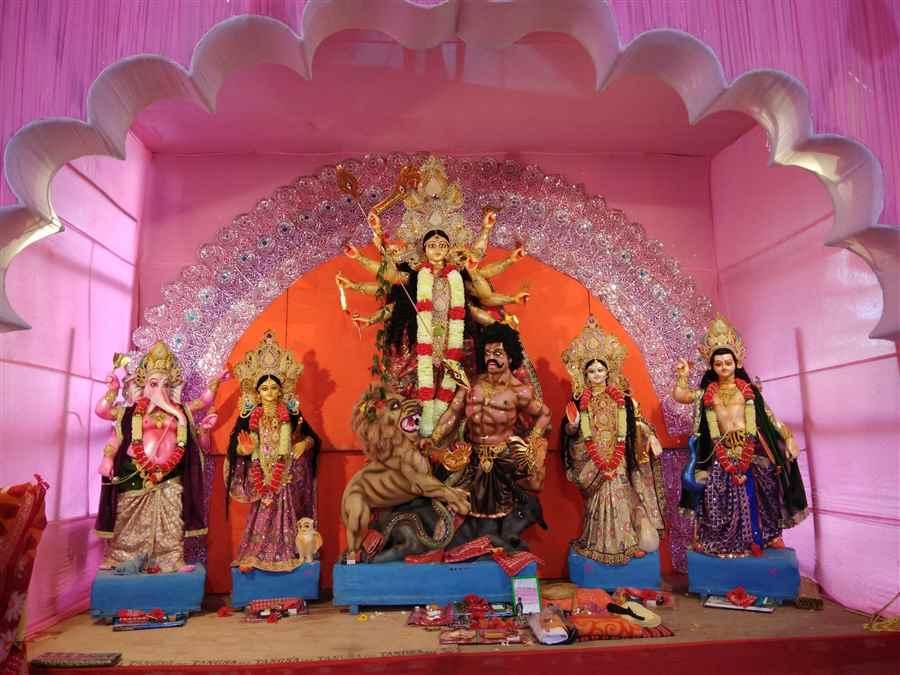 Womens Durga Puja Committee Tinsukia